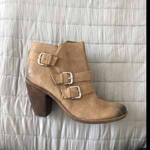 Dolce Vita Neutral Booties